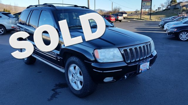 2003 Jeep Grand Cherokee Overland 4WD | Ashland, OR | Ashland Motor Company in Ashland OR