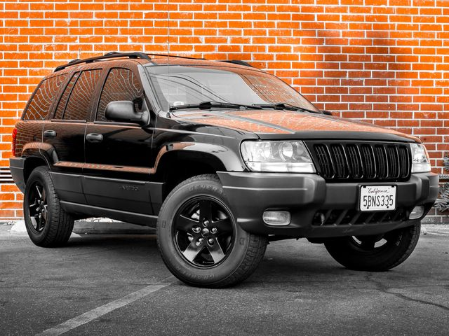 2003 Jeep Grand Cherokee Laredo Burbank, CA 1