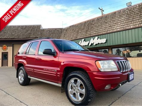 2003 Jeep Grand Cherokee Overland New Tires in Dickinson, ND
