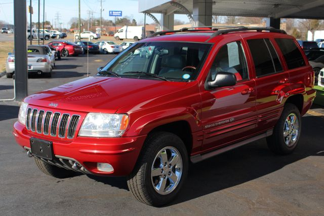 2003 Jeep Grand Cherokee Overland 4WD - SUNROOF - ONLY 49K MILES! Mooresville , NC 23