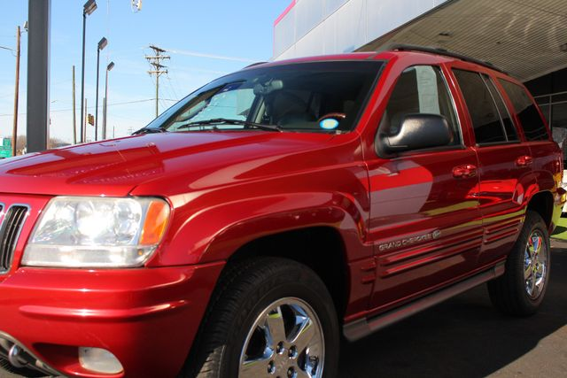 2003 Jeep Grand Cherokee Overland 4WD - SUNROOF - ONLY 49K MILES! Mooresville , NC 25