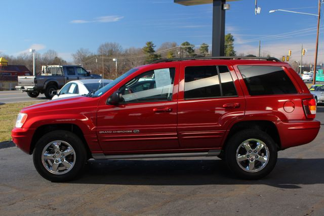 2003 Jeep Grand Cherokee Overland 4WD - SUNROOF - ONLY 49K MILES! Mooresville , NC 15