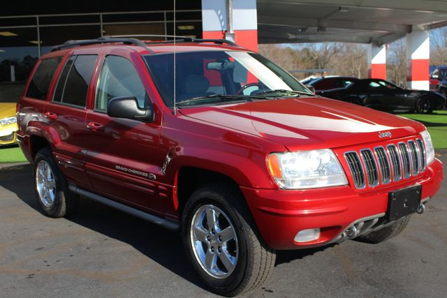 2003 Jeep Grand Cherokee Overland 4WD - SUNROOF - ONLY 49K MILES! Mooresville , NC 22