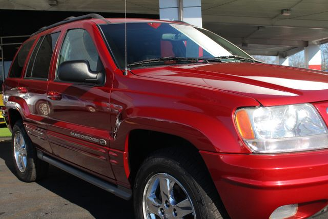 2003 Jeep Grand Cherokee Overland 4WD - SUNROOF - ONLY 49K MILES! Mooresville , NC 24