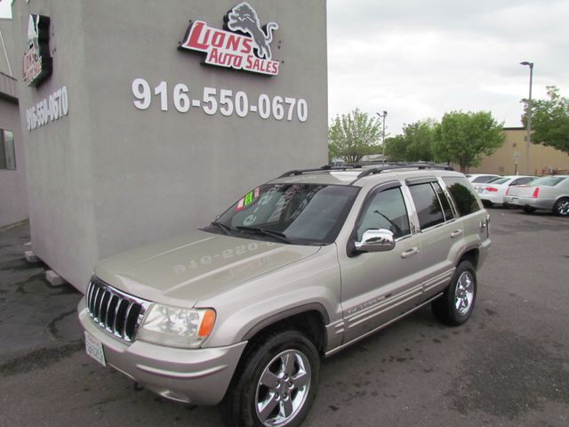 2003 Jeep Grand Cherokee Limited 4 x 4 Extra Clean