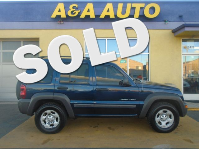 2003 Jeep Liberty Sport in Englewood, CO 80110