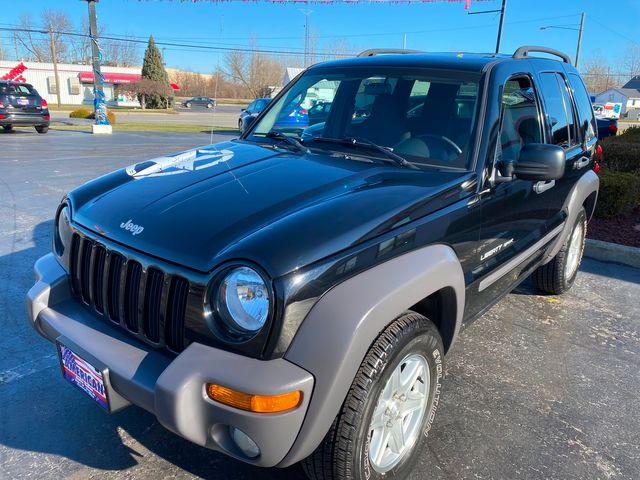 2003 Jeep Liberty Sport *SOLD