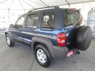 2003 Jeep Liberty Sport Gardena, California 1