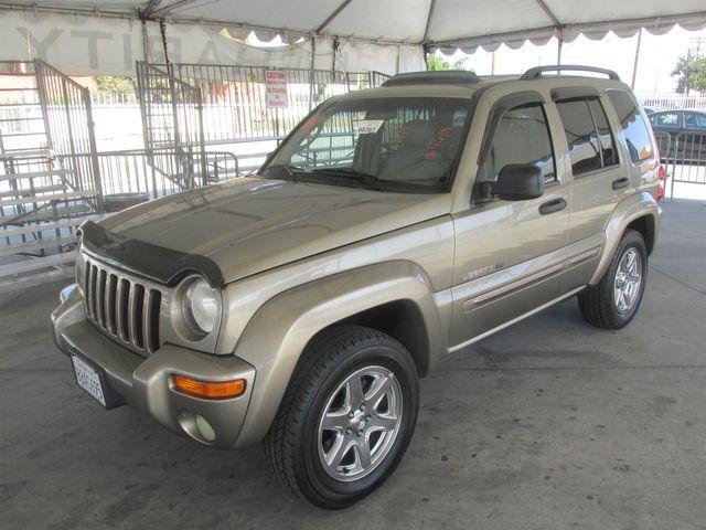 2003 Jeep Liberty Limited Gardena, California