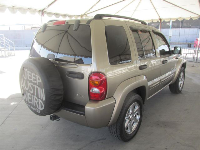 2003 Jeep Liberty Limited Gardena, California 2