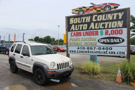2003 Jeep Liberty Sport in Harwood, MD