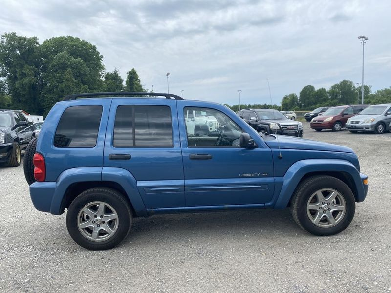2003 Jeep Liberty Limited  city MD  South County Public Auto Auction  in Harwood, MD