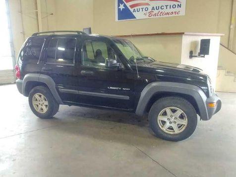 2003 Jeep Liberty Sport   JOPPA, MD   Auto Auction of Baltimore  in JOPPA, MD