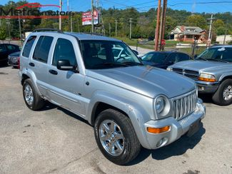 2003 Jeep Liberty Limited in Knoxville, Tennessee 37917