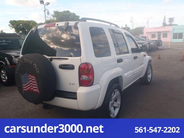 2003 Jeep Liberty Limited Lake Worth , Florida 1