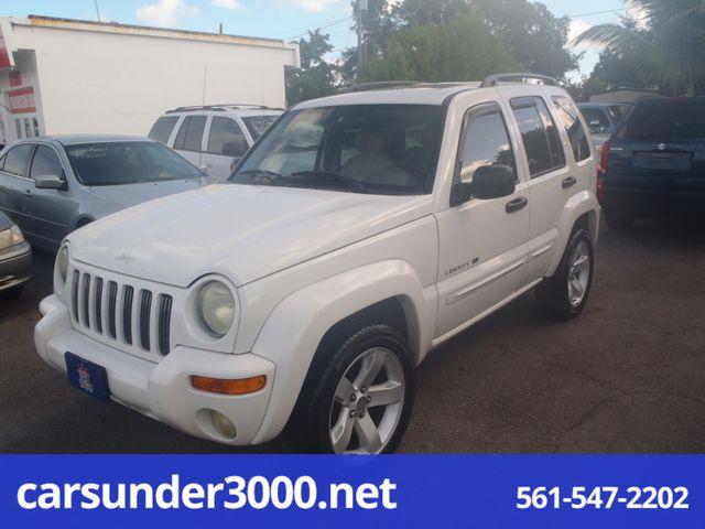 2003 Jeep Liberty Limited Lake Worth , Florida 2
