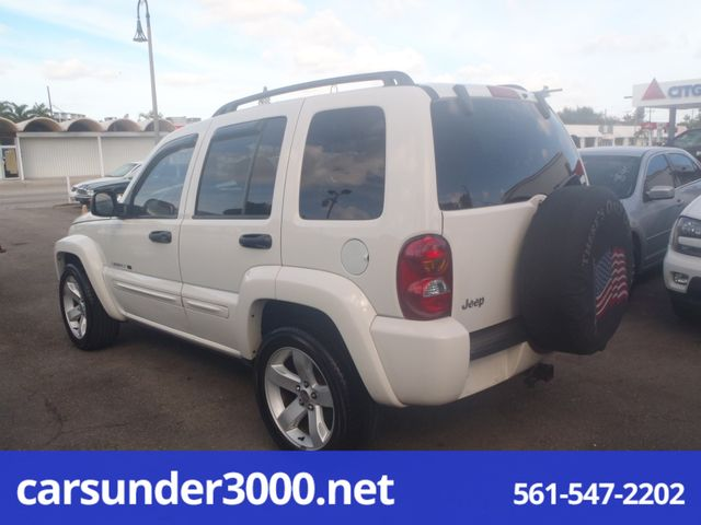 2003 Jeep Liberty Limited Lake Worth , Florida 3