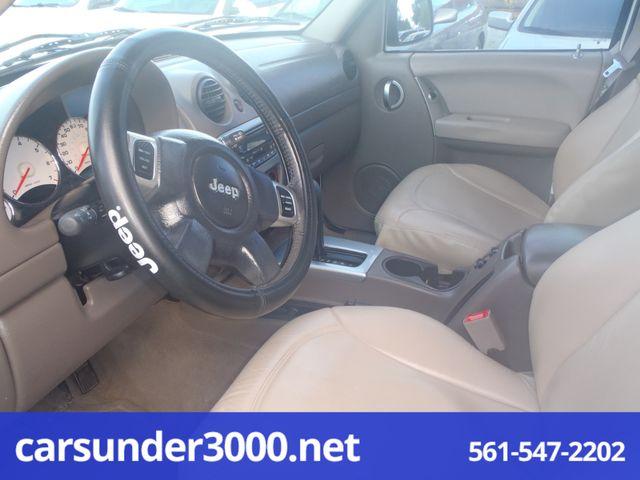 2003 Jeep Liberty Limited Lake Worth , Florida 4