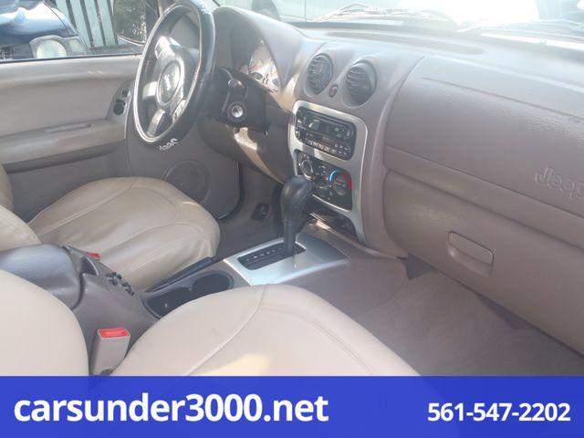 2003 Jeep Liberty Limited Lake Worth , Florida 5