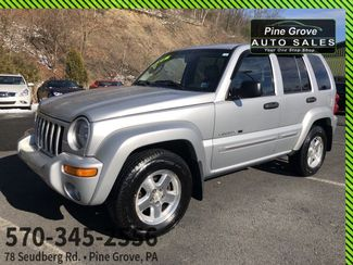 2003 Jeep Liberty in Pine Grove PA
