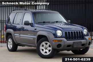 2003 Jeep Liberty Sport in Plano, TX 75093