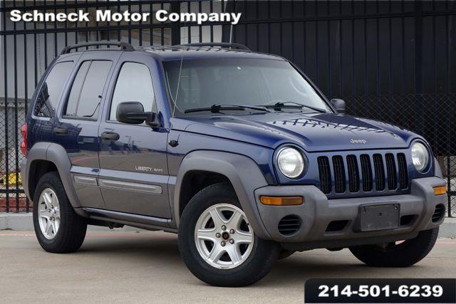 2003 Jeep Liberty Sport in Plano, TX 75093