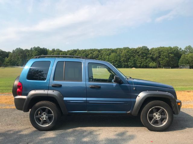 2003 Jeep Liberty Sport Ravenna, Ohio 4