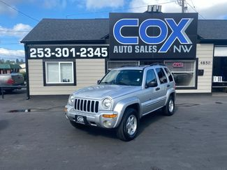 2003 Jeep Liberty Limited in Tacoma, WA 98409
