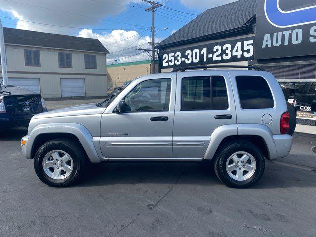 2003 Jeep Liberty Limited in Tacoma, WA 98409