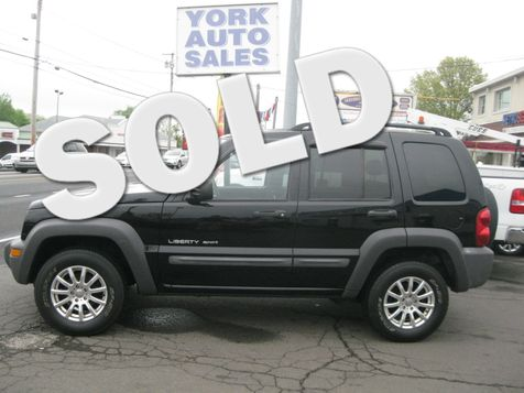 2003 Jeep Liberty Sport in , CT