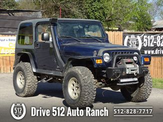 2003 Jeep Wrangler Sport in Austin, TX 78745