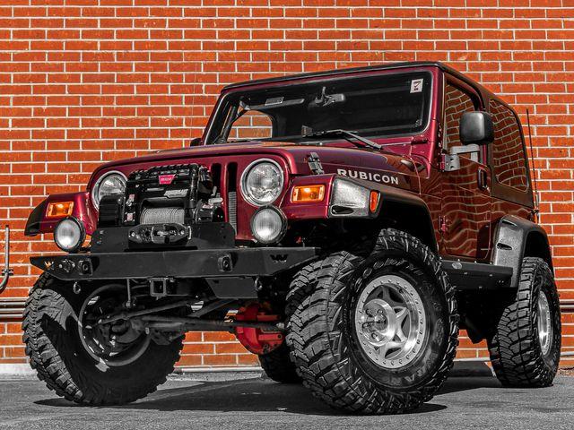 2003 Jeep Wrangler Rubicon Burbank, CA 1