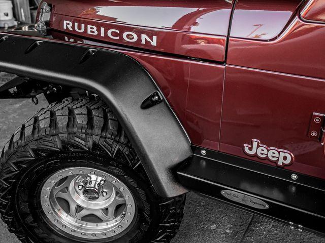 2003 Jeep Wrangler Rubicon Burbank, CA 10