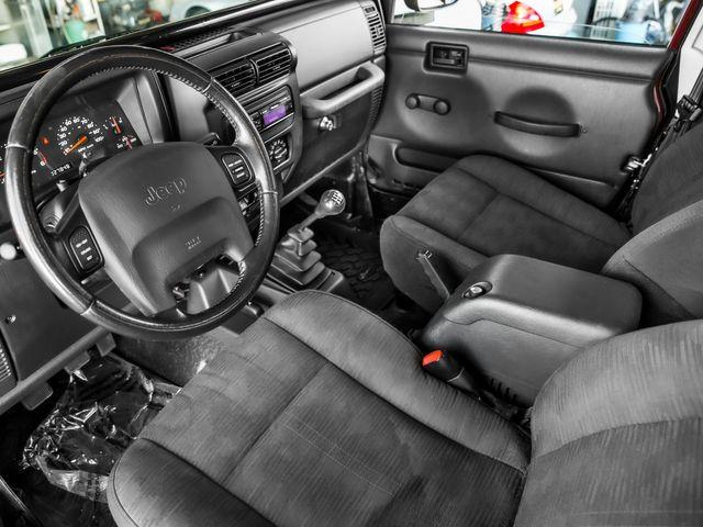 2003 Jeep Wrangler Rubicon Burbank, CA 12