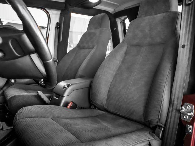 2003 Jeep Wrangler Rubicon Burbank, CA 14