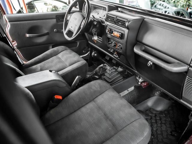 2003 Jeep Wrangler Rubicon Burbank, CA 15