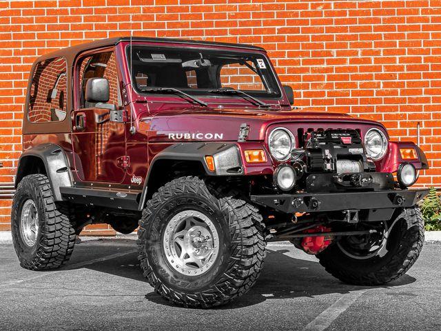 2003 Jeep Wrangler Rubicon Burbank, CA 2