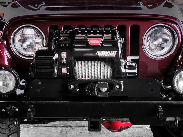 2003 Jeep Wrangler Rubicon Burbank, CA 24