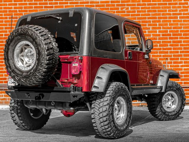 2003 Jeep Wrangler Rubicon Burbank, CA 7