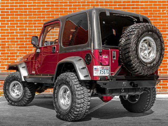2003 Jeep Wrangler Rubicon Burbank, CA 8