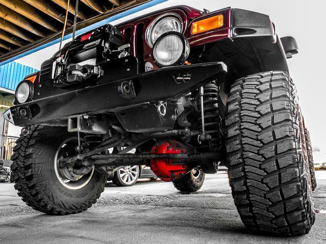 2003 Jeep Wrangler Rubicon Burbank, CA 9