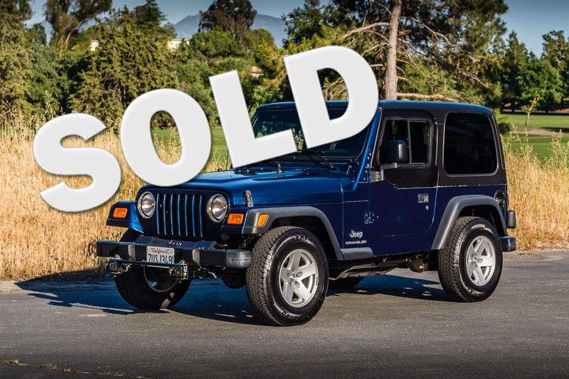 2003 Jeep Wrangler SE   Concord, CA   Carbuffs