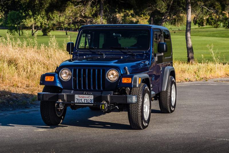 2003 Jeep Wrangler SE   Concord, CA   Carbuffs in Concord, CA
