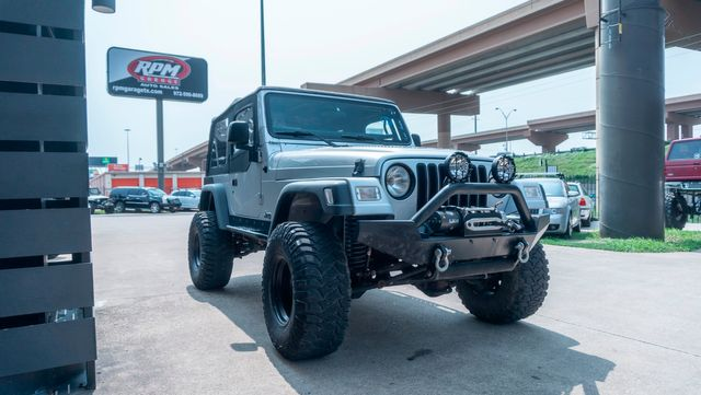 2003 Jeep Wrangler X with Many Upgrades in Dallas, TX 75229