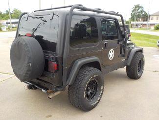 2003 Jeep Wrangler Sport Fayetteville , Arkansas 4