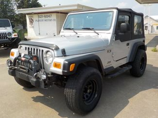2003 Jeep Wrangler X Fayetteville , Arkansas 1