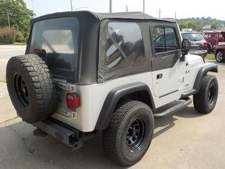 2003 Jeep Wrangler X Fayetteville , Arkansas 4