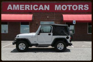 2003 Jeep Wrangler Sport | Jackson, TN | American Motors in Jackson TN