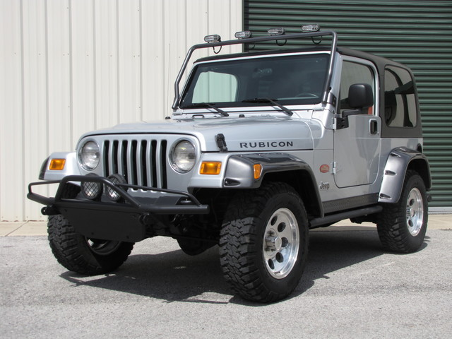 2003 Jeep Wrangler Rubicon Jacksonville , FL 1