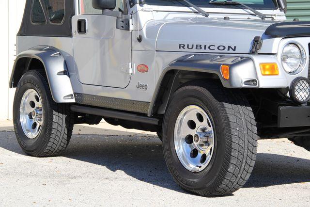 2003 Jeep Wrangler Rubicon Tomb Raider Jacksonville , FL 15